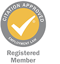Citation Approved Employment Law Registered Member